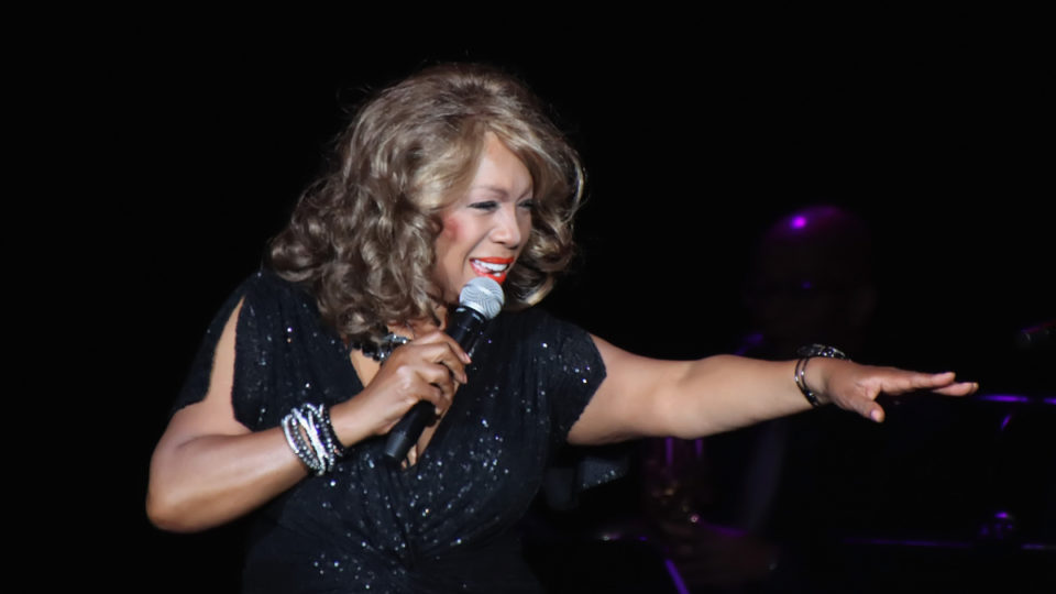 mary wilson supremes dies