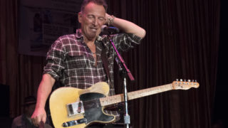 bruce springsteen drink driving