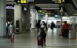 melbourne airport outbreak