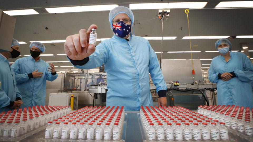 australia covid vaccine