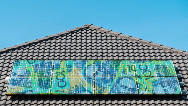Energy experts say it takes a few years to recoup the costs of installing rooftop solar.
