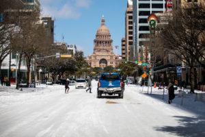 texas snow storms