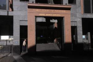 family court merger