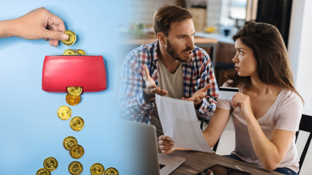 Couples are being encouraged to speak more openly about money after a national survey discovered widespread dishonesty.