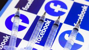 facebook ban covid