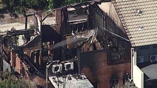 browns plain house fire