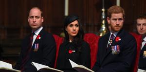 Prince Harry Meghan Markle Prince William