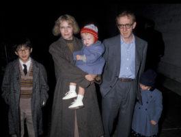 Mia Farrow fletcher previn Woody Allen, Dylan Farrow