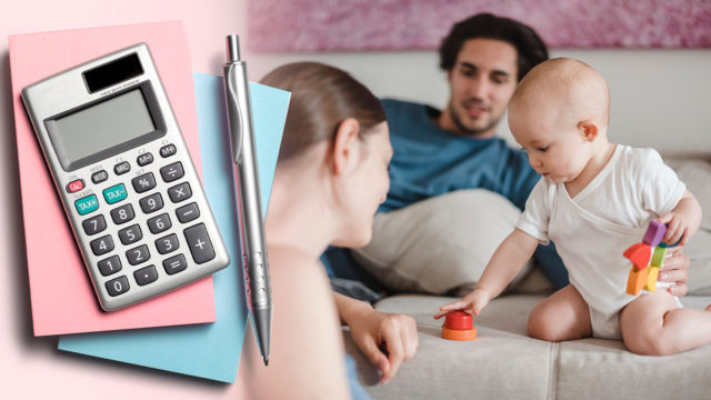 Three in four parents underestimate how much it costs to raise a child.