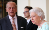 Prince Philip, the queen