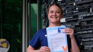 victoria virus vaccine