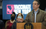 andrew cuomo sexual harassment