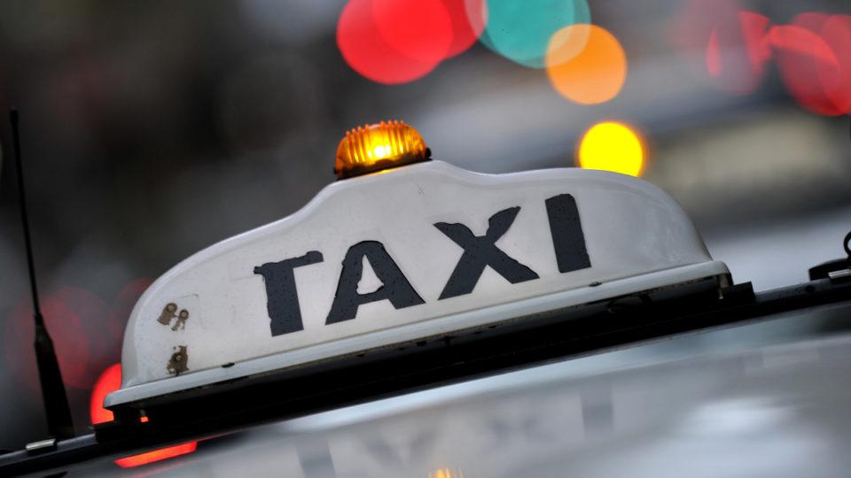 taxi driver bikie shot