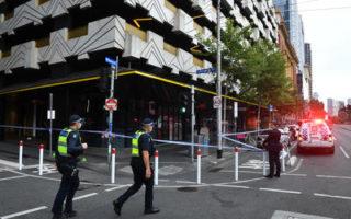 Melbourne stabbing