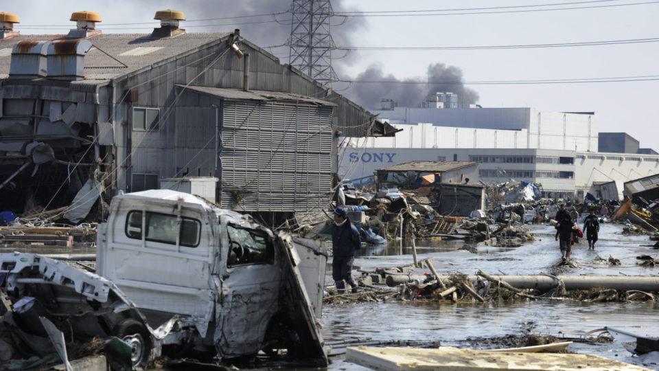fukushima tsunami anniversary