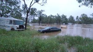 sapphire queensland floods