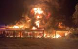 logan shed fire