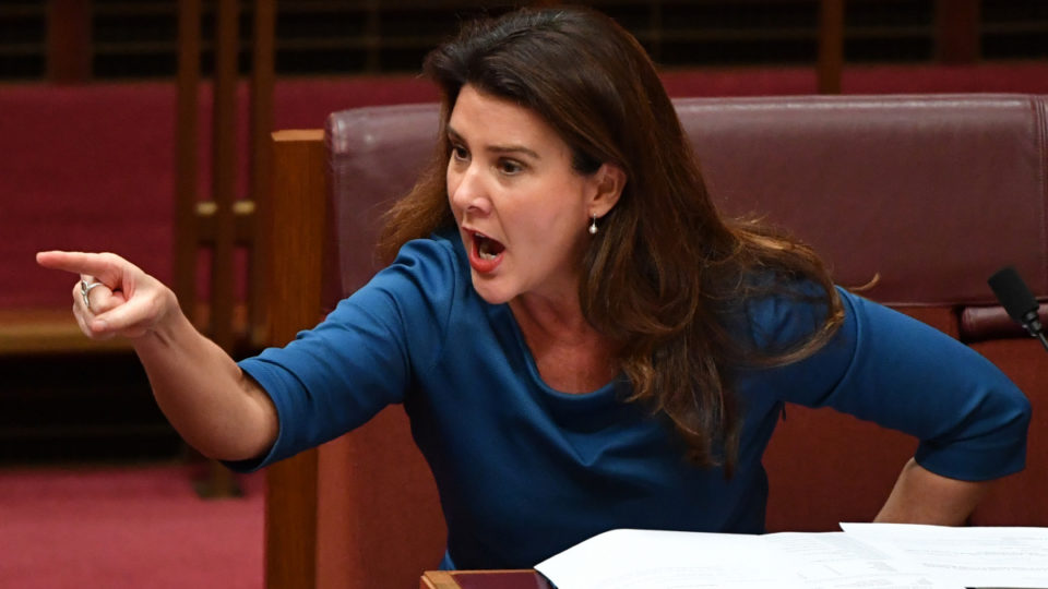 Liberal Senator Jane Hume