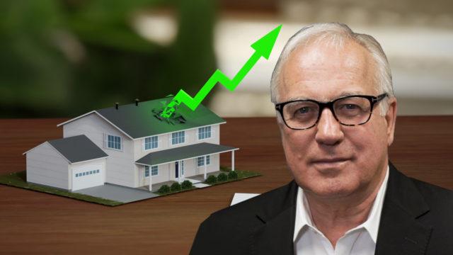 The property market across Australia is alarming many, Alan Kohler says.