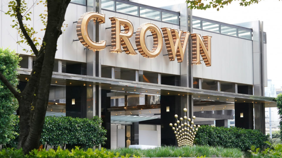 crown resorts takeover