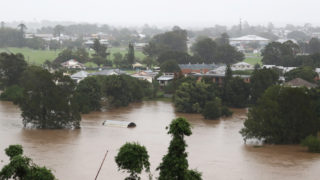 nsw floods looting