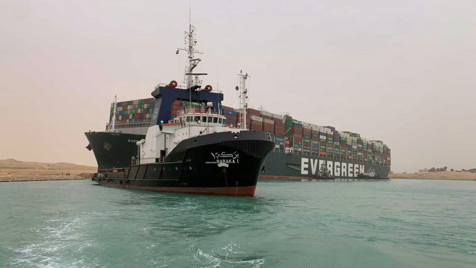 ever given suez canal