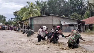indonesia natural disaster