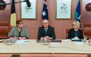 women's cabinet meeting