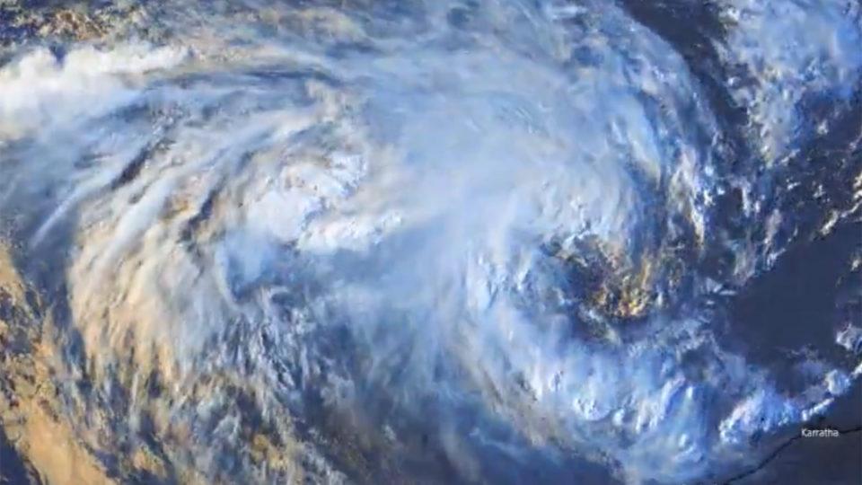 cyclone seroja wa