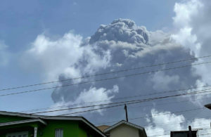 st vincent volcano