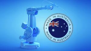 manufacturing Australian Made