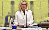 Christine Holgate senate inquiry