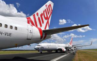 virgin melbourne flights