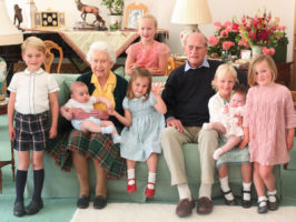 queen prince philip children