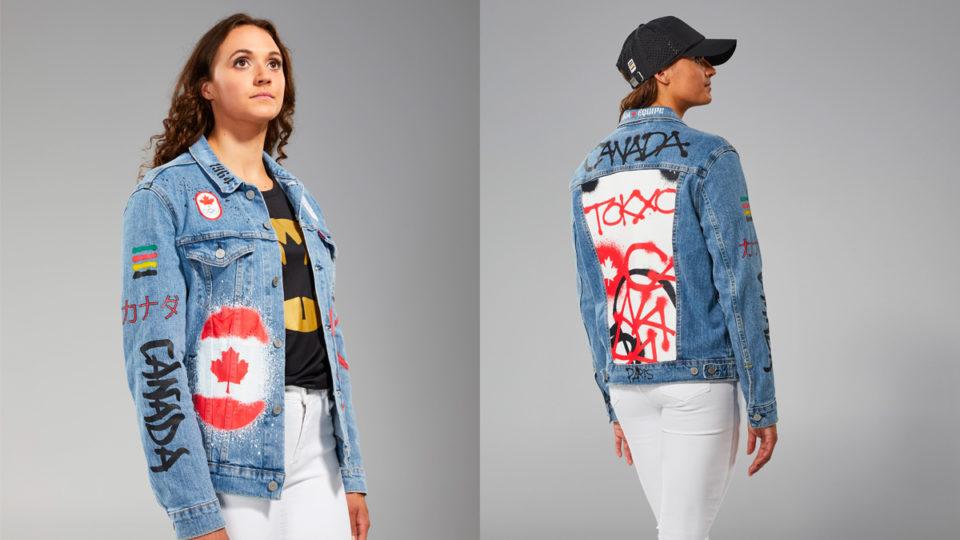 Canada Olympics uniform