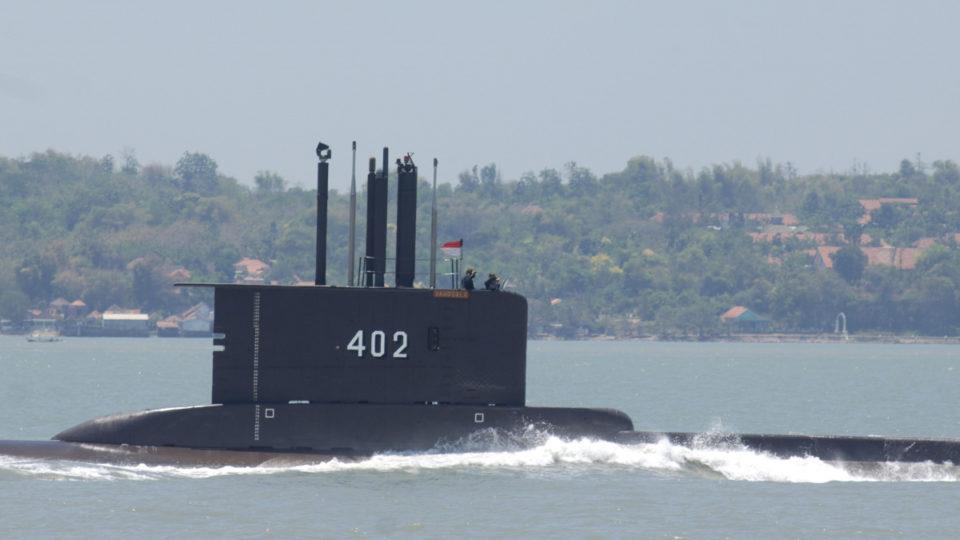 indonesia submarine bali