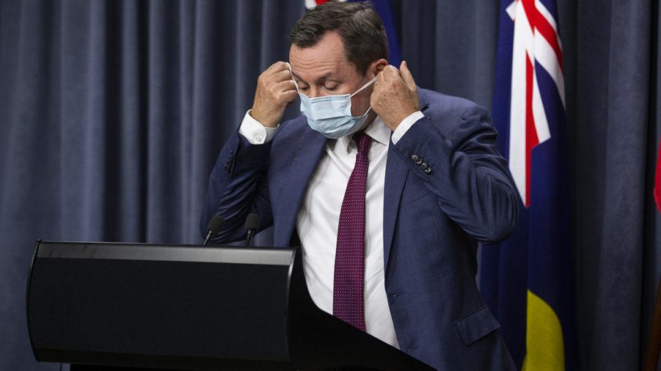 WA Premier Mark McGowan Announces Snap Lockdown After Perth Quarantine Hotel COVID-19 Outbreak