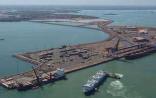 darwin port lease