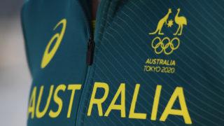 australia olympics virus
