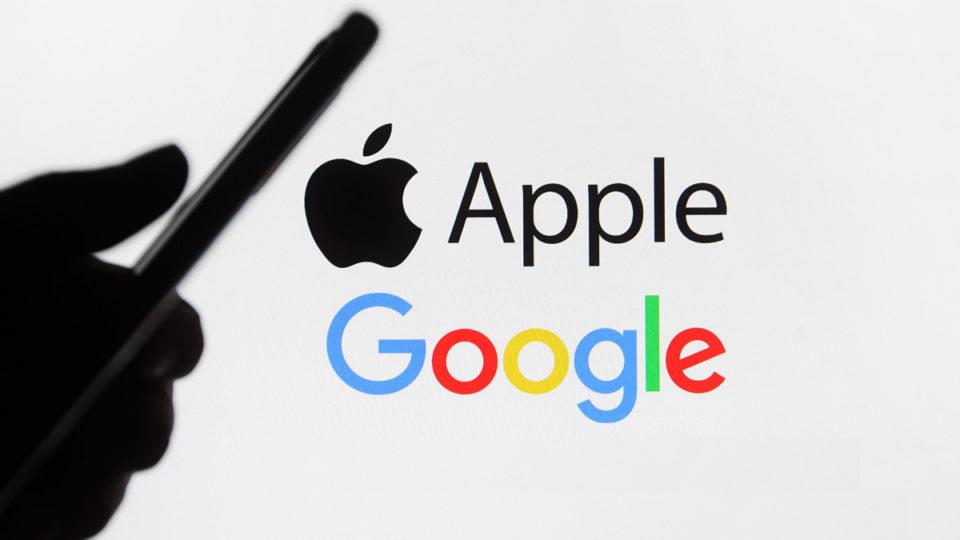 Apple Google app stores