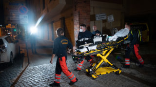 potsdam hospital dead