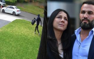 oatlands crash family robbed