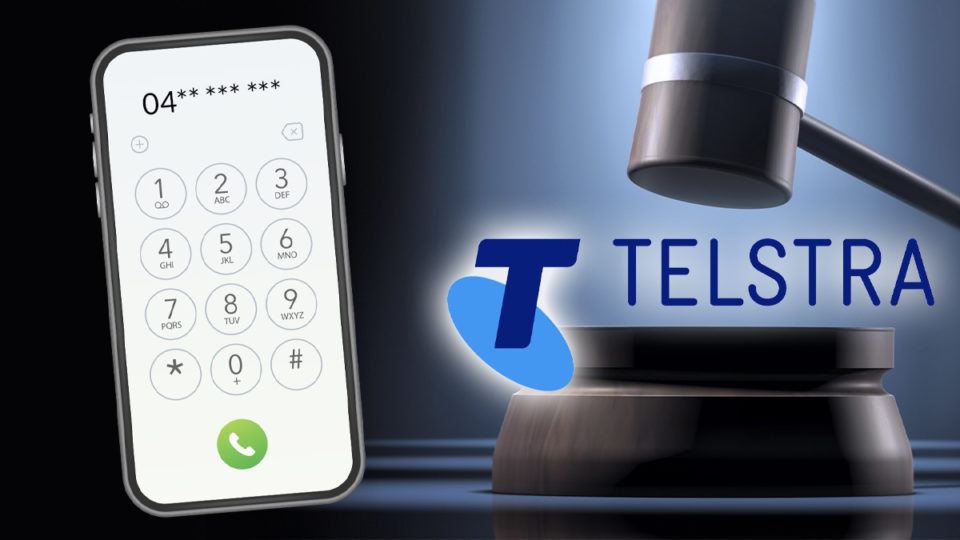 Telstra number switches fine