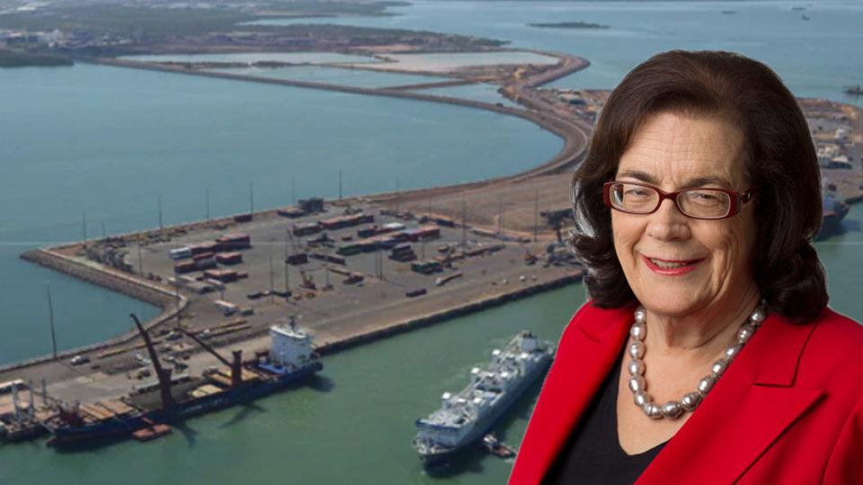 Port of Darwin review