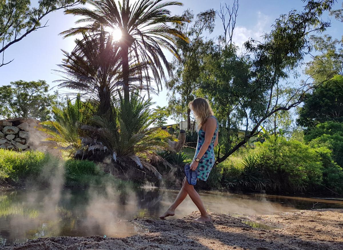 Innot Hot Springs