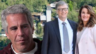 Bill Gates Jeffrey Epstein