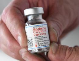 Modern vaccine for Australia
