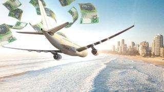 Qantas plane tickets