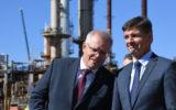 Gas comes under fire in Senate estimates