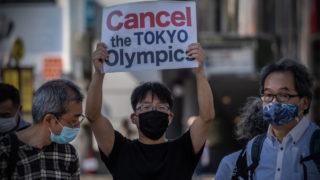 tokyo olympics virus